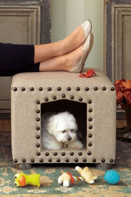 31 Awesome Creative Pet Homes For Any Type Of Interior | DigsDigs