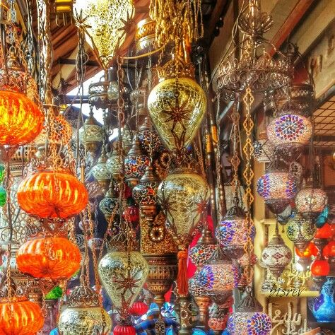 Turkish traditional  lamps