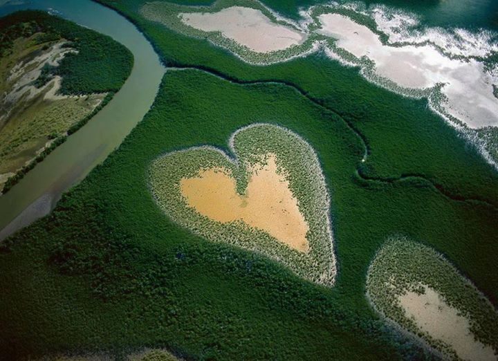 Amazing world by Dritan Halili #Pixily #heart #lovefromabove