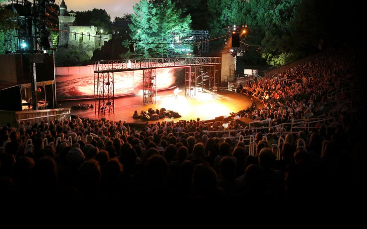 Free Shakespeare in the Park
