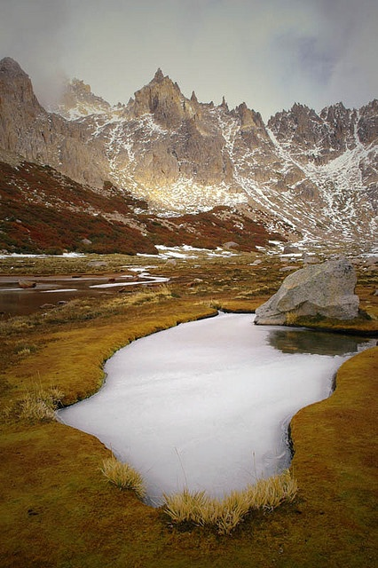 Refugio Frey Bariloche Patagonia Argentina, mi país es hermoso
