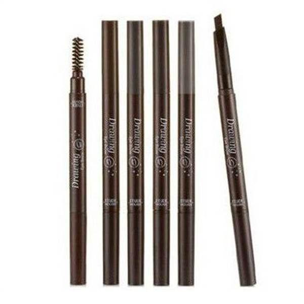 Dark brown eyebrow pencils Amazon  Etude House Eye Brow pencil