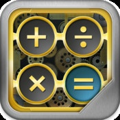 Calc ME  By iBear LLC    Calc ME Is a full featured scientific calculator for iPad. It turns your iPad into a life-size calculator with amazing mechanical design.
