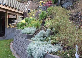 mur stensättning
