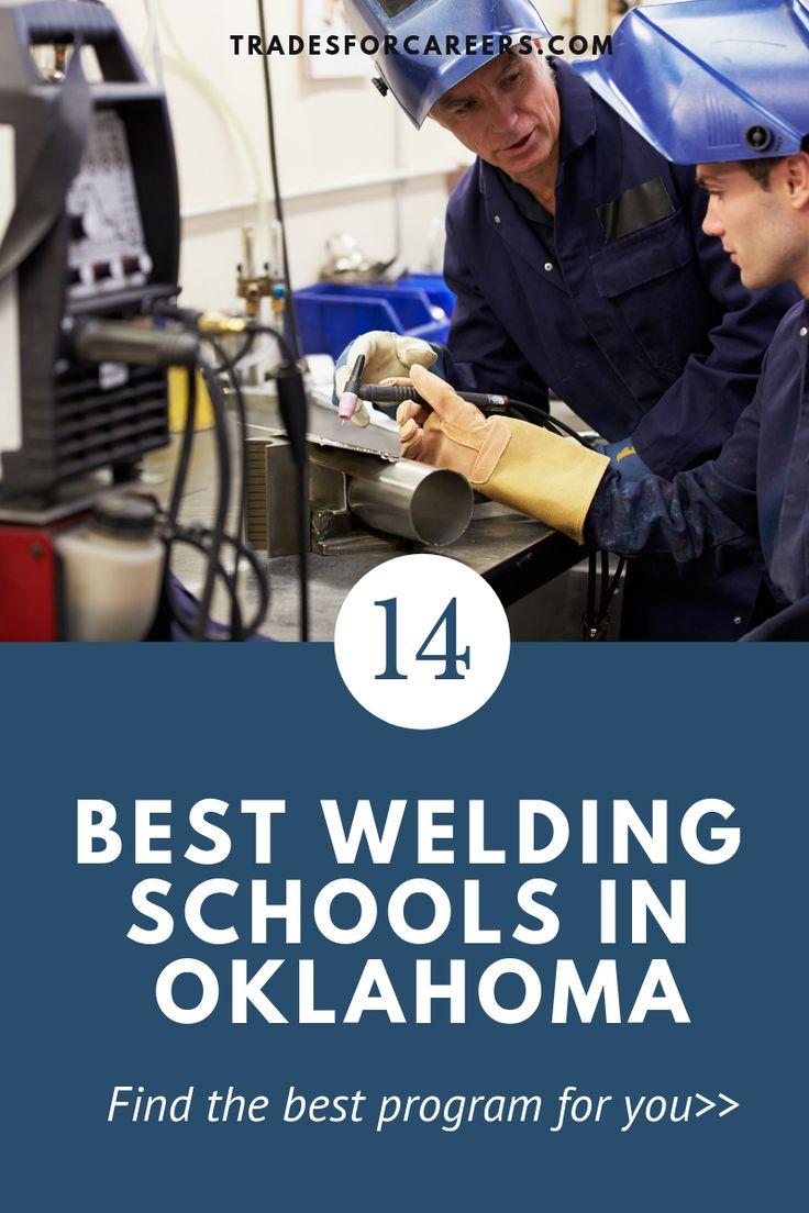 The 14 Top Welding Schools for Certification in Oklahoma