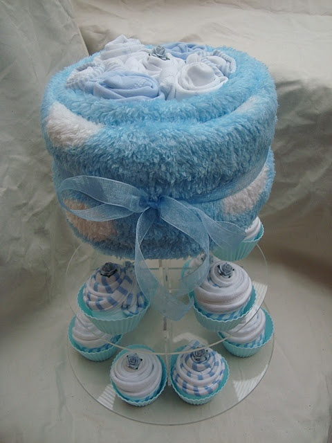 Baby Boy Shower Themes | The Baby Stork's Blog: Baby Shower Centerpiece