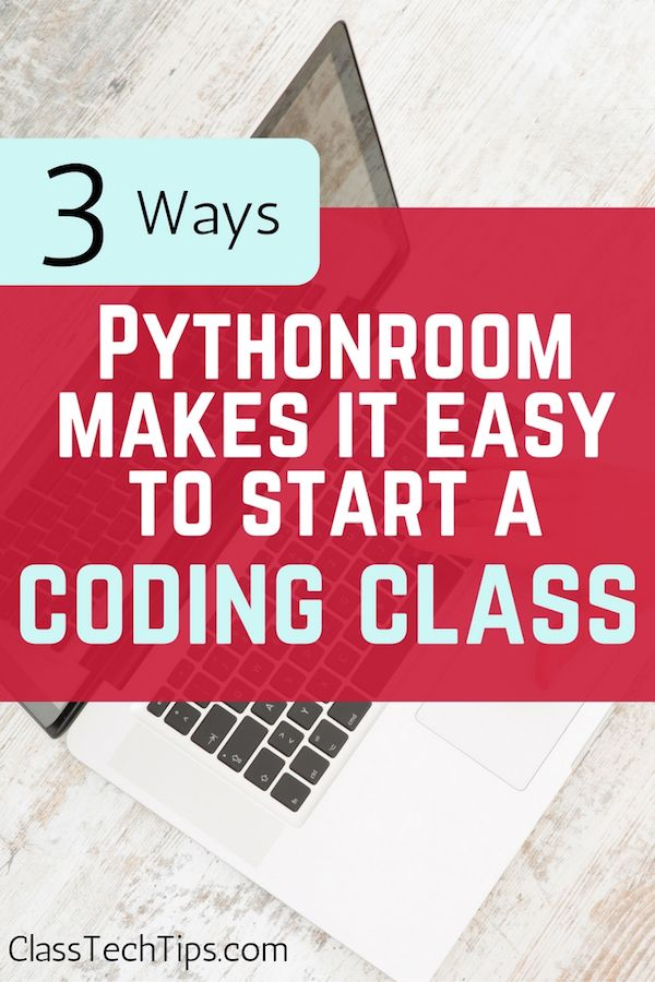 Have you decided to start a coding class this year? I'm really excited…