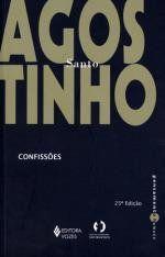 Confissões ~ Santo Agostinho [http://www.saraiva.com.br/confissoes-santo-agostinho-341137.html] [http://www.saraiva.com.br/confissoes-de-agostinho-2612829.html?mi=VITRINECHAORDIC_similaritems_product_2612829] [https://www.facebook.com/notes/projeto-veredas-antigas/1tgpva-biblioteca-reformada-%C3%ADndice-do-painel-07-/368083510051246] * Indicação: Pr. Jonas Madureira