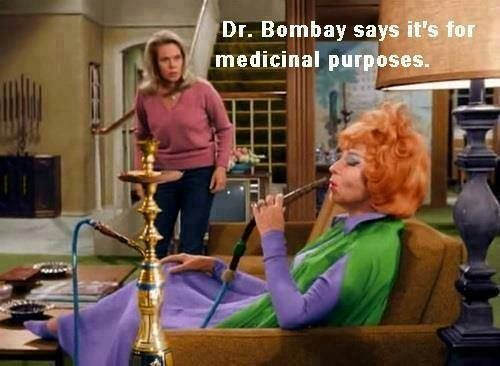 Dr. Bombay says it's for medicinal purposes. | Marijuana | Pinterest | Rocks and Purpose