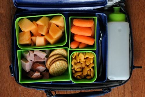 Healthy school or everyday lunch Ideas for kids