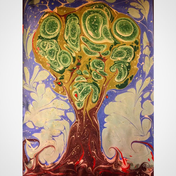 Galaktik ağaçlar da vardı bazen, dokunulmayan sadece hissedilen🌳 . . . . . #ağaç🌳 #ebru #art #marblingart #ebrudesign #design #ebrusanati #instadaily #me #instagood #instaart #instaartist #tree #sanat #boya #paint #abstract_art #ebruistanbul  #like4like #tagsforlikes #instagram  #likeforart #ebruliisler #ebruatölyesi #soyut #colour #abstract #ebruluisler #igars