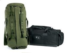 MOSSAD TACTICAL DUFFLE BAG , GYM MILITARY BACKPACK BAG