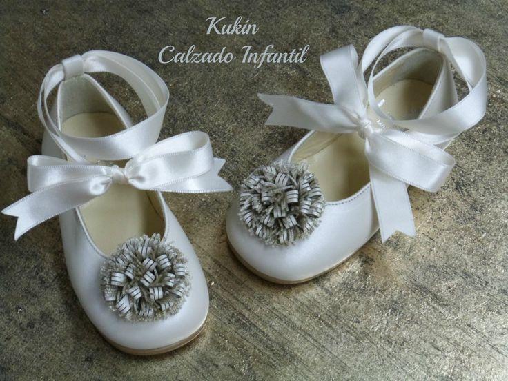 zapatos niña ceremonia landos