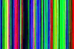 gif trippy rainbow dope cocaine drugs weed smoke lsd TV high Grunge acid psychedelic colors retro VHS hallucination vivid