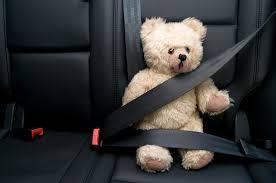 Coussin pour la ceinture de voiture
