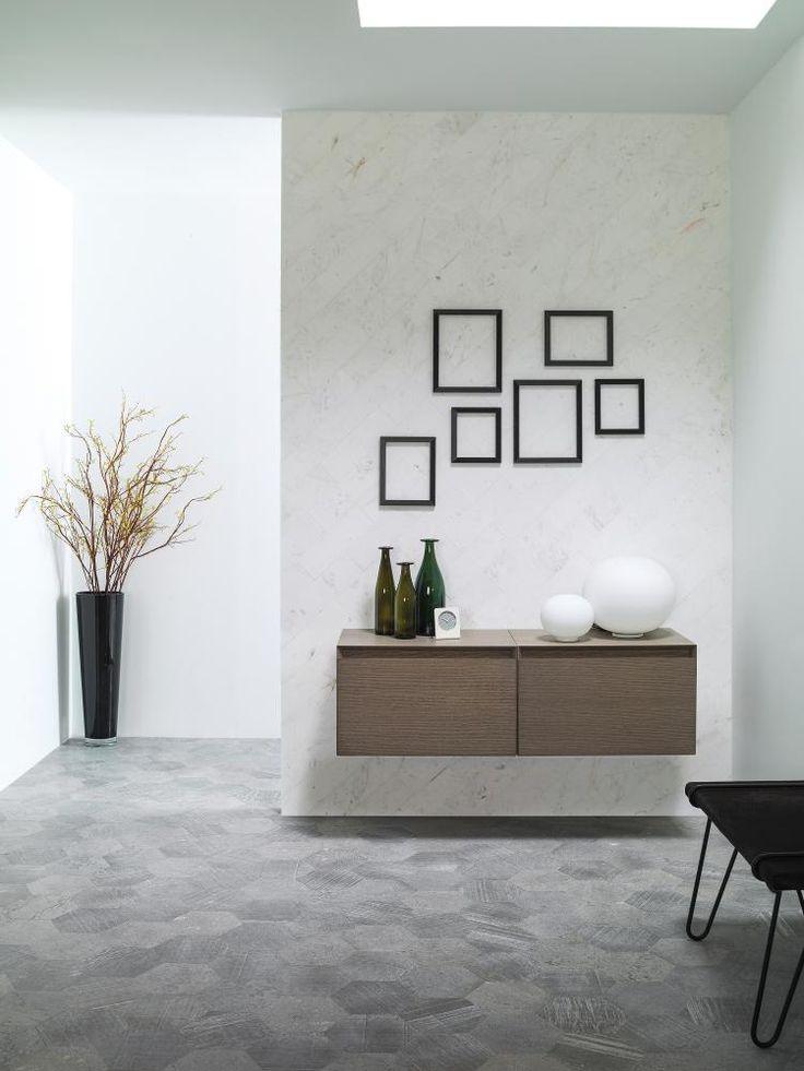 PORCELANOSA Grupo - Piedras Naturales - Persian White Pulido Bpt 9,8x30x1,5
