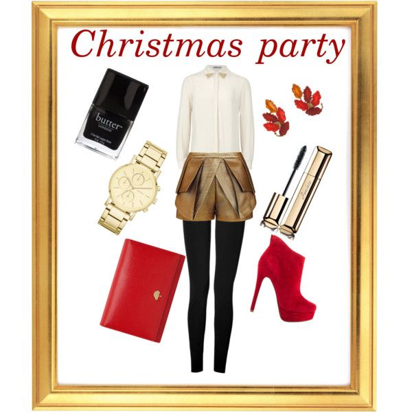 Legins: HELMUT LANG, shorts: Sass&Bide, shoes: Kristin Cavallari, Purse: Tree French, watch: DKNY, earings: Electrica 1960s, Mascara: Guerlain, Nail Polish: butter London