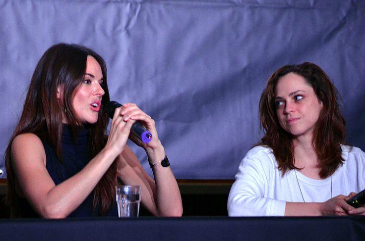 Sarah Butler & Fiona Dourif
