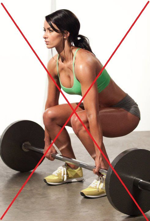"""Excercises to avoid with Spondylolisthesis   Heavy weight lifting. """"Placing too much strain on the back by lifting weights that are heavy can cause pain in people with spondylolisthesis. If you do have a weightlifting routine, switch to a lower weight and perform more repetitions. Using weightlifting machines also may be beneficial because they can encourage proper form, according to the University of Michigan Health System."""""""
