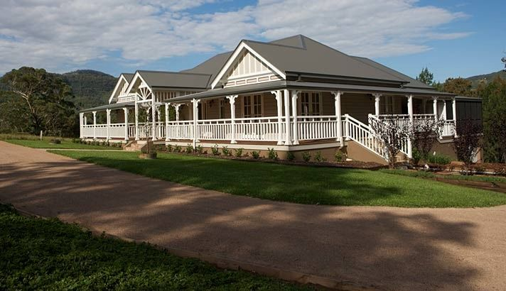 STRONGBUILD HOME BUILDERS SYDNEY AND SOUTHERN NSW - CLASSIC DESIGNS - Classic Country Homes - The Delahunty Home - A Strongbuild Custom Classic Designs Streamlined Building Home