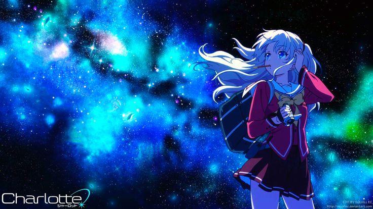 Cute Anime Wallpaper! - Charlotte - Girl - #girl #charlotte #animes #wallpaper #cute - by SnowGirl Pinterest