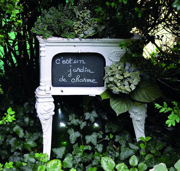 Les jardins secrets et de charme de la Creuse ©OT Creuse Thaurion Gartempe