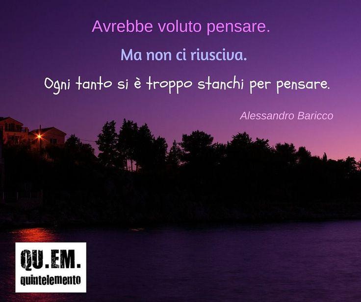 ALESSANDRO #BARICCO, scrittore e saggista italiano, n. 1958