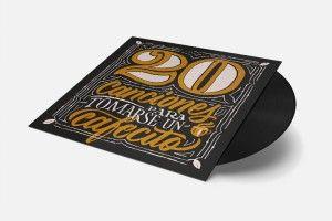 20_Songs_to_Have_a_Coffee_design_by_Yanina_Arabena_Guillermo_Vizzari_Guapo_cover