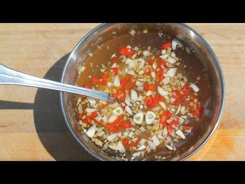 Sauce pour nems : les vrais dosages - Cooking With Morgane - YouTube