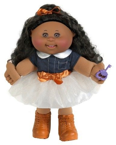 "Cabbage Patch Kids 14"" African American Cowgirl Fashion"