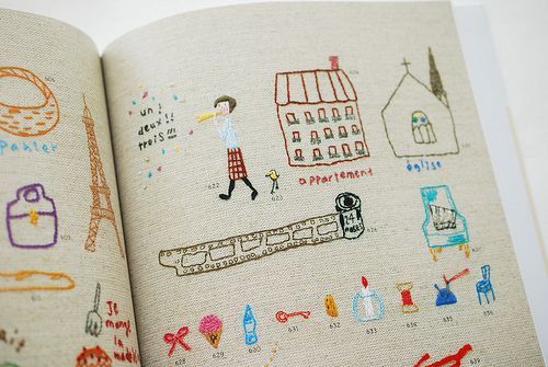 Japanese Embroidery Book