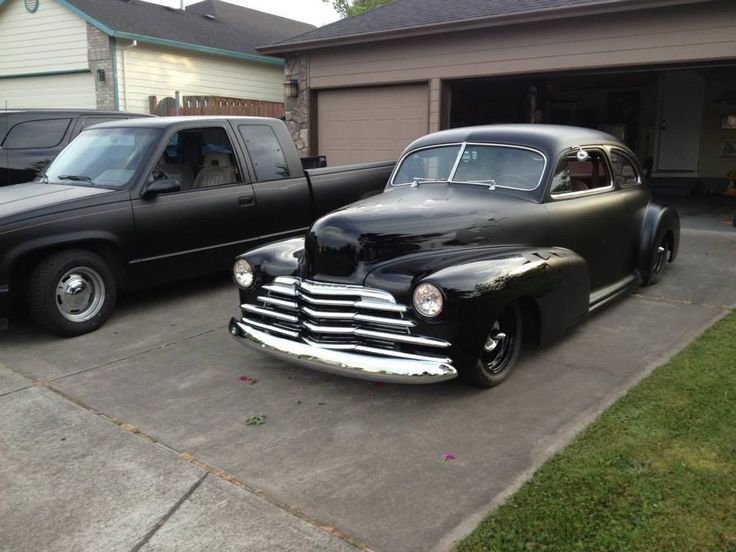 17 best images about chevy 39 42 39 48 on pinterest cars for 1947 chevy fleetline 4 door