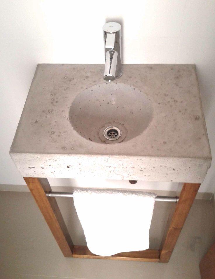 Concrete Vanitory