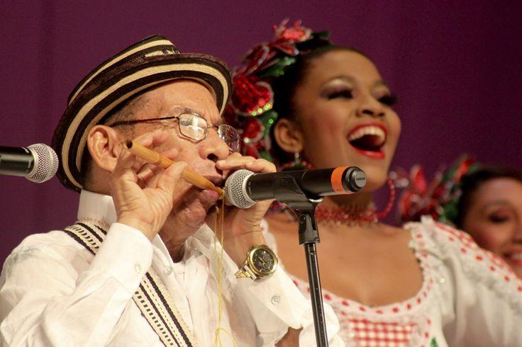Maestro Pedro Ramayá Beltrán en la III Exaltación a la Música del Caribe colombiano | Bololó Lab