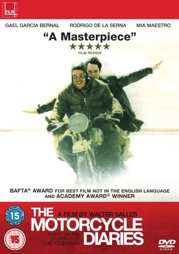 The Motorcycle Diaries directed by Walter Salles