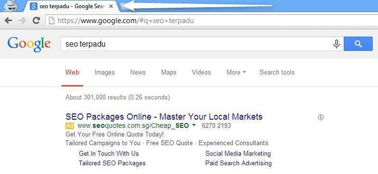 Belajar SEO Blogger