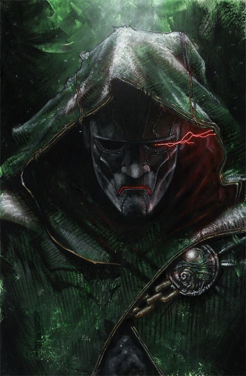 Dr. Doom, by Marco Russo