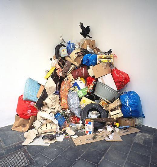 """Concrete jungle"", Mark Dion (1992)   Art and Biology"