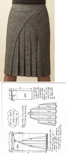 šivati suknju