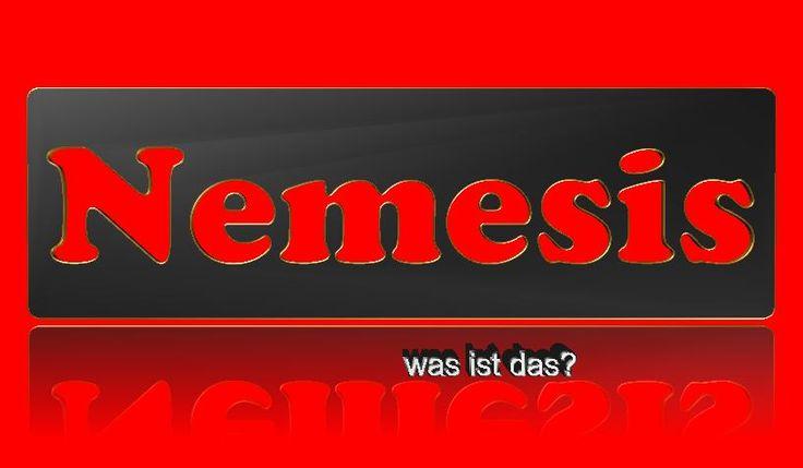 Nemesis, das ist schon ein seltsamer Name. Im Alltagsgebrauch kommt der Ausdruck kaum vor. Was bedeutet er?  Freunde von Science-Fiction Geschichten und neugierige Menschen für laterales Denken kommen im folgenden Text eventuell auf ihre Kosten.