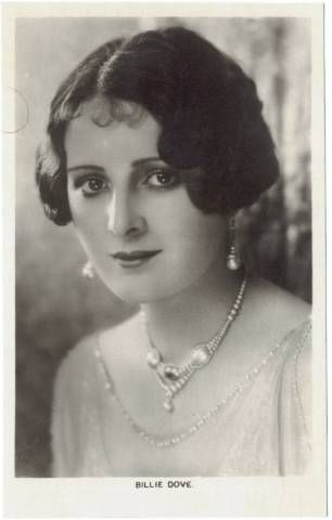 1920 Movie Stars | Billie Dove in The Silent Collection by Tammy Stone