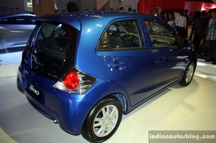Honda Brio Tampak Belakang ~ http://iotomagz.net/honda-brio-akan-keluarkan-generasi-ke-duanya-dengan-3-silinder/