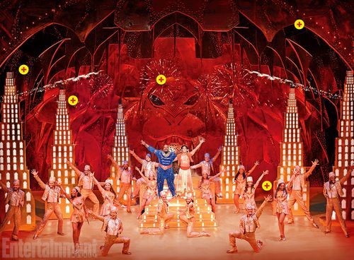 Friend Like Me Set | Aladdin Broadway