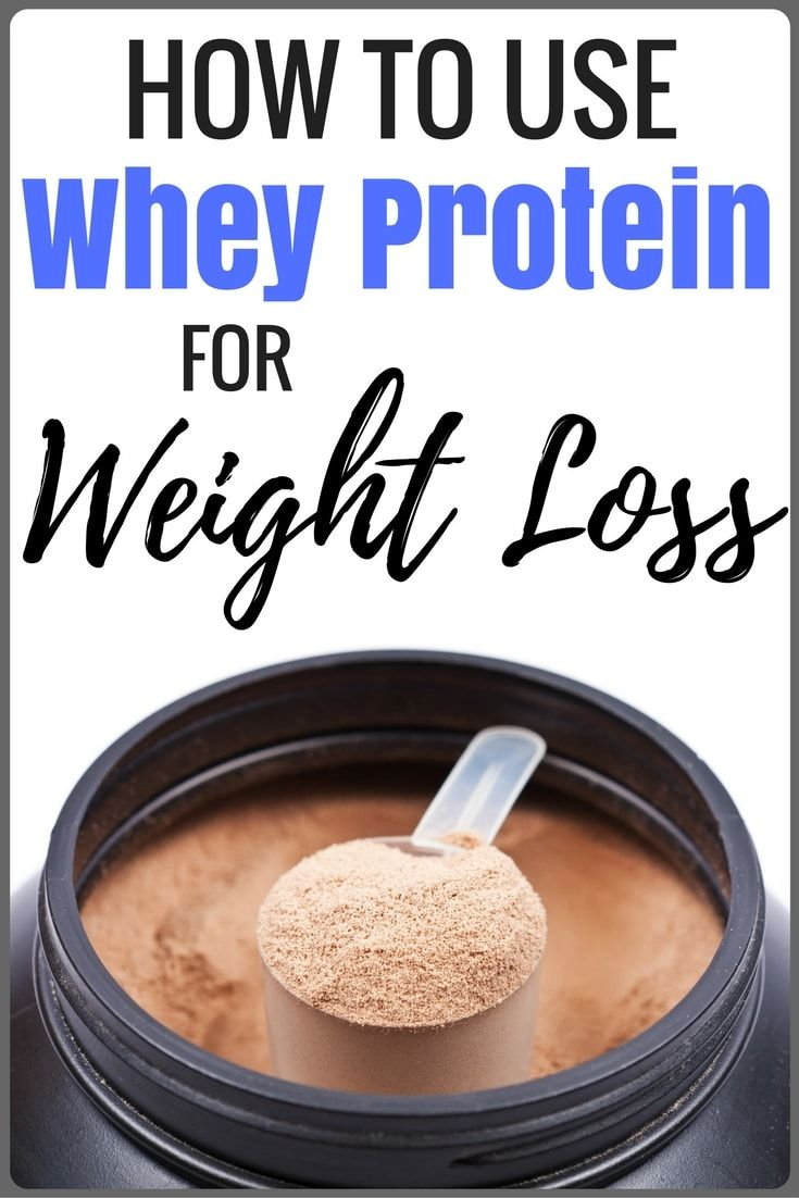 How to Use Protein Powder for Weight Loss | Avocadu.com
