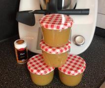 Apfelmus ( extra fein ) einfach und lecker