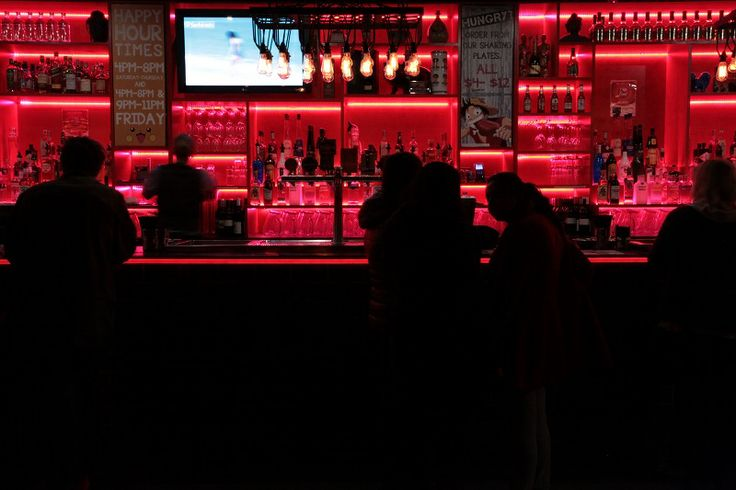 The Bar at Asian Beer Cafe
