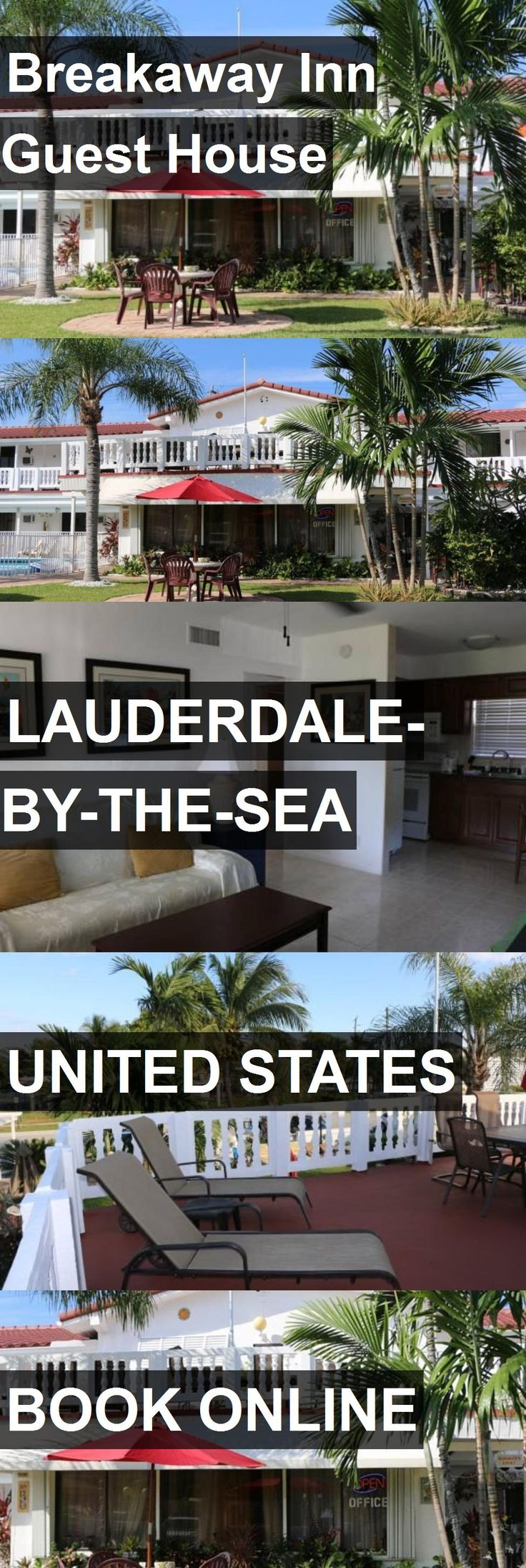 Breakaway Inn Guest House in Lauderdale-By-The-Sea, United States. For more information, photos, reviews and best prices please follow the link. #UnitedStates #Lauderdale-By-The-Sea #travel #vacation #guesthouse