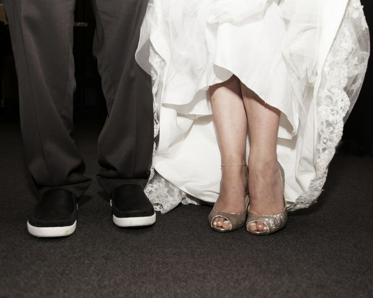 I reckon this is such a cute shot, love shoes! #weddingphotography