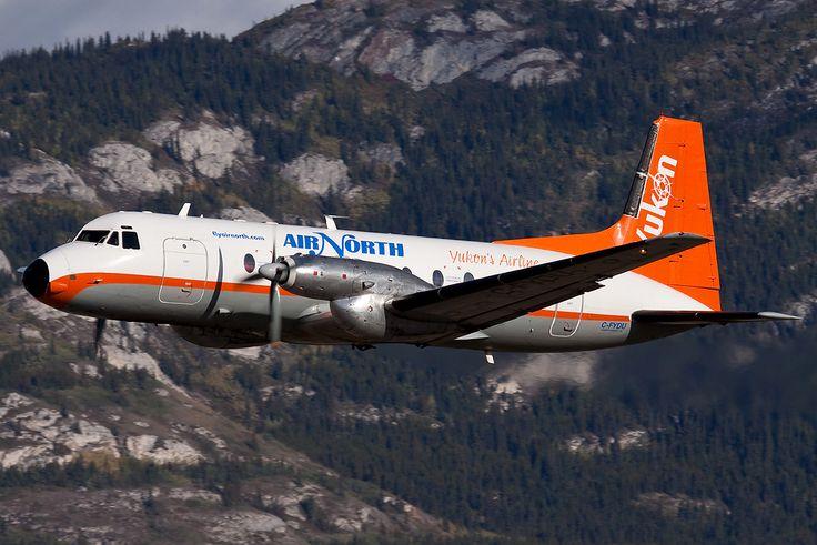 Air North Hawker Siddeley HS-748 - Air North - Wikipedia, the free encyclopedia