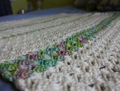 Vintage+inspired+wool+blanket